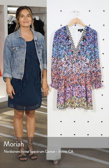 Eve Floral Print Dress, sales video thumbnail