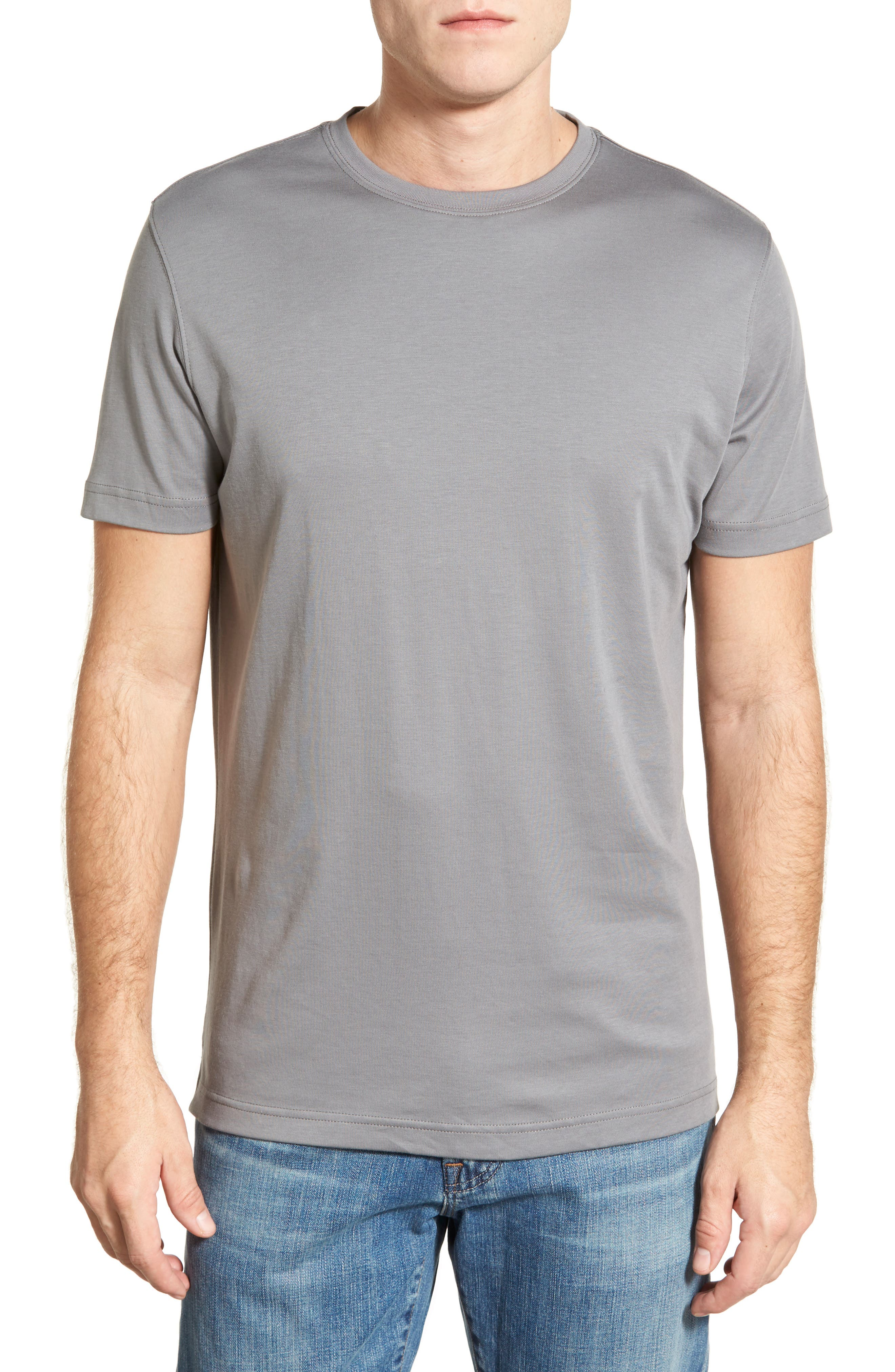 ,                             Georgia Crewneck T-Shirt,                             Main thumbnail 38, color,                             036