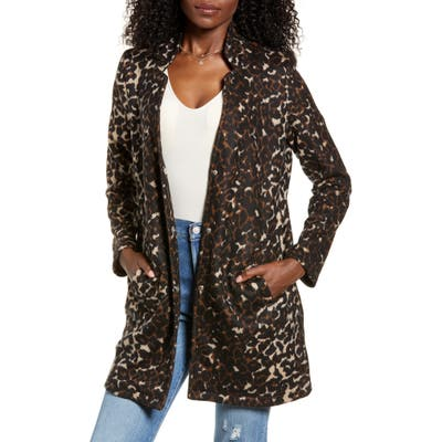 Vero Moda Katrine Fleece Jacket, Brown