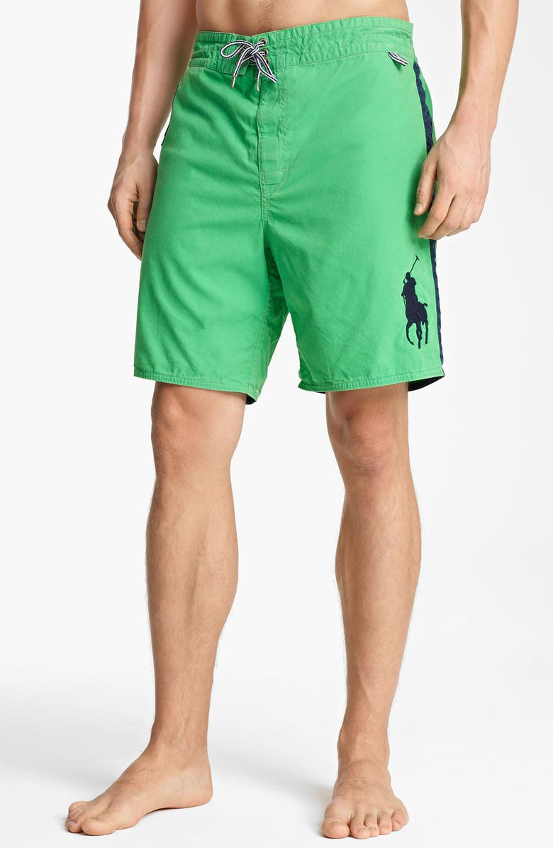 88316d2fd5 Polo Ralph Lauren 'Sanibel' Swim Trunks | Nordstrom