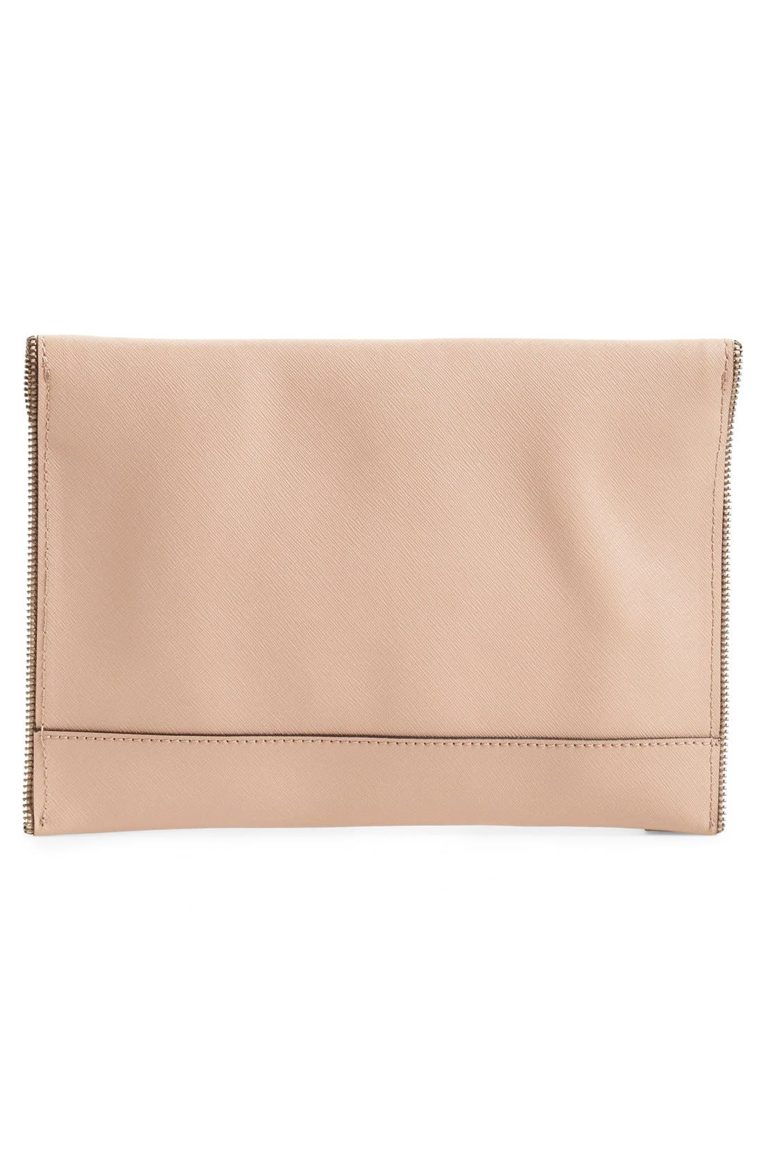 ,                             Leo Envelope Clutch,                             Alternate thumbnail 136, color,                             251