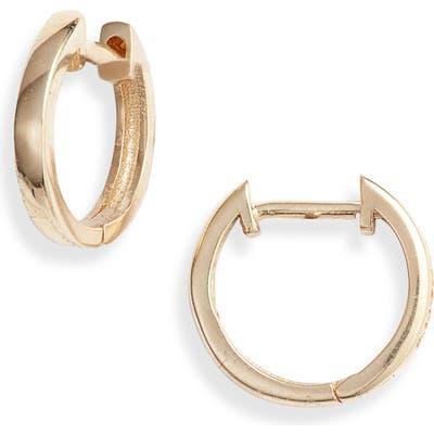 Anzie Cleo Huggie Hoop Earrings