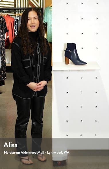 Camille Water Resistant Bootie, sales video thumbnail