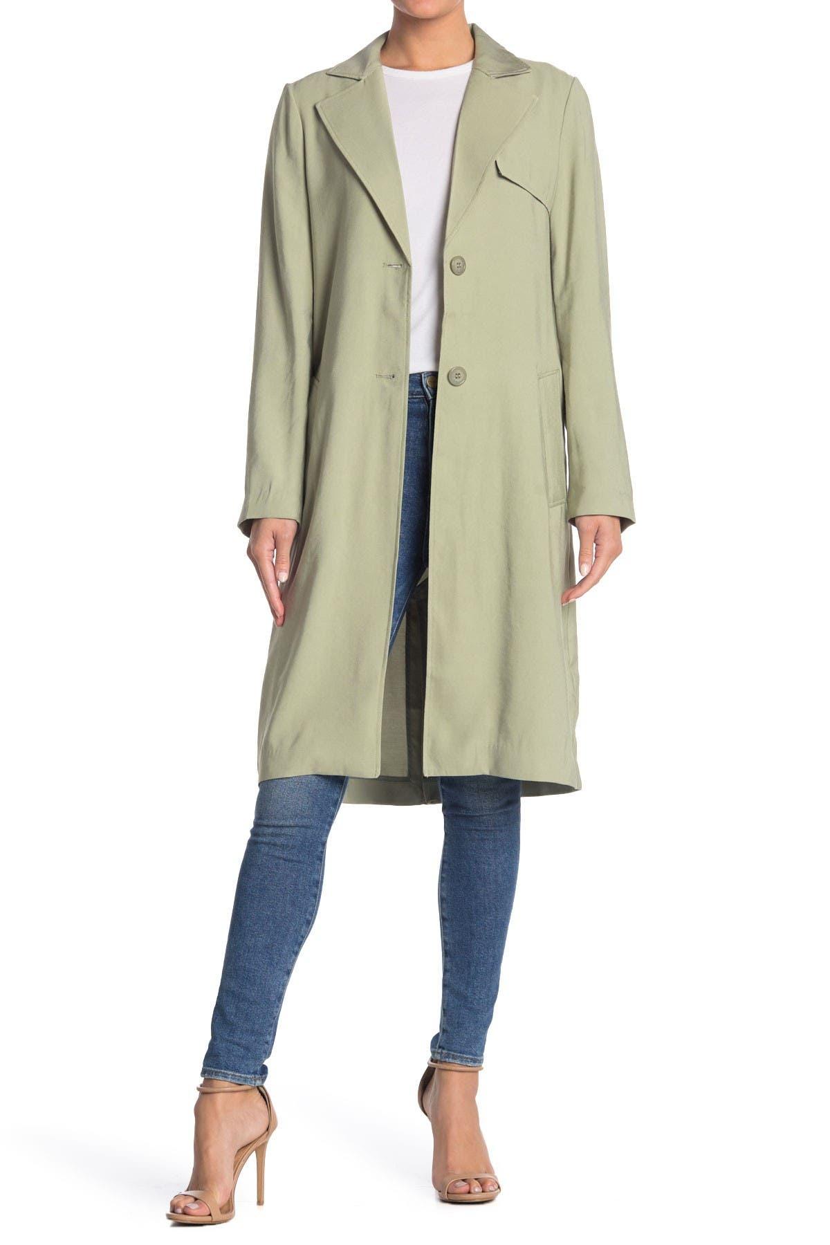 Image of Love Token Nikko Trench Coat