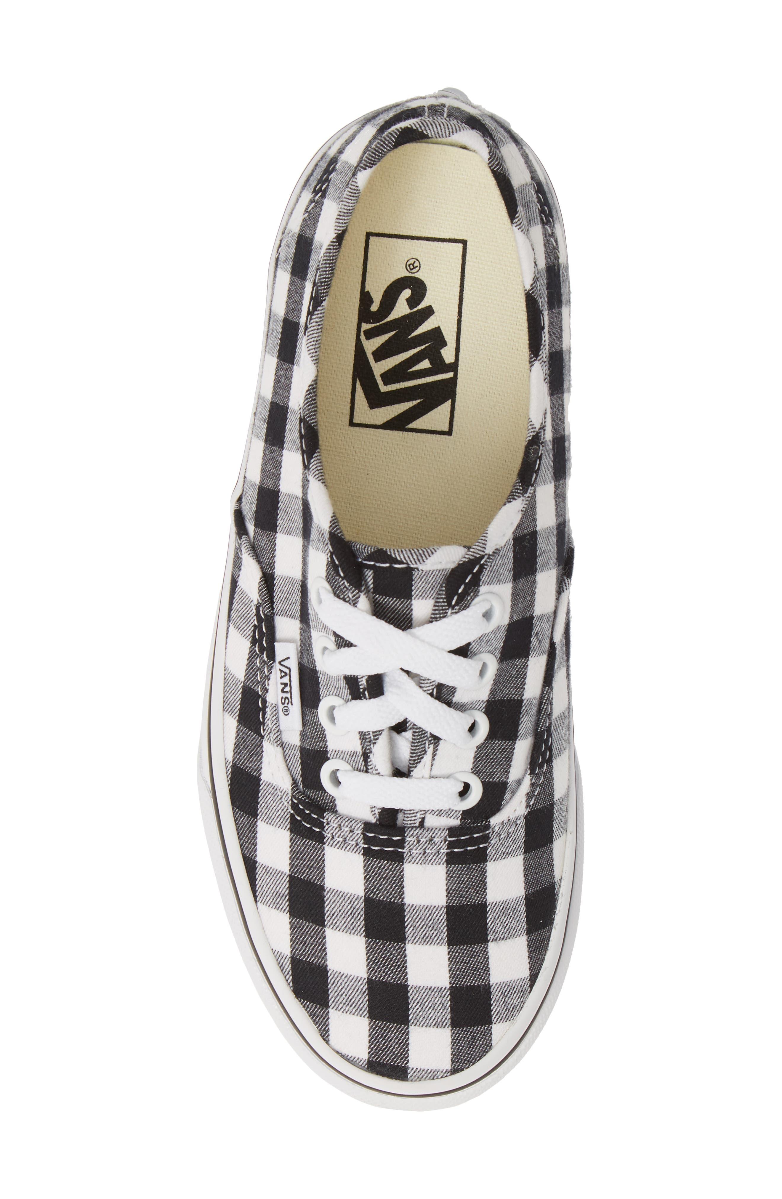 ,                             'Authentic' Sneaker,                             Alternate thumbnail 124, color,                             011