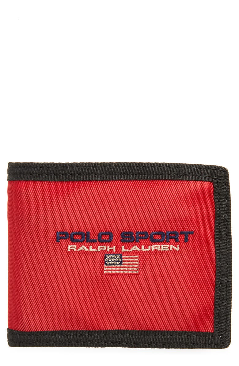 POLO RALPH LAUREN Wallet, Main, color, 600
