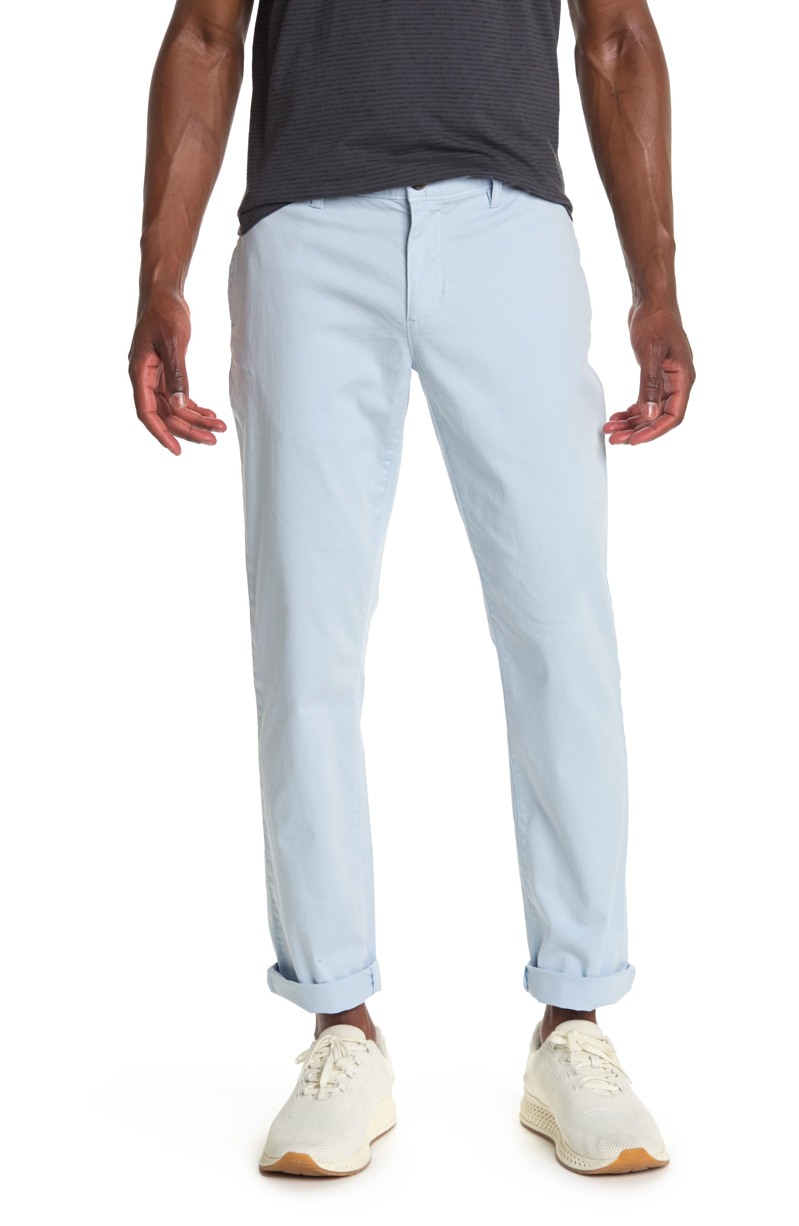 Image of 14th & Union The Wallin Stretch Twill Chino Pants