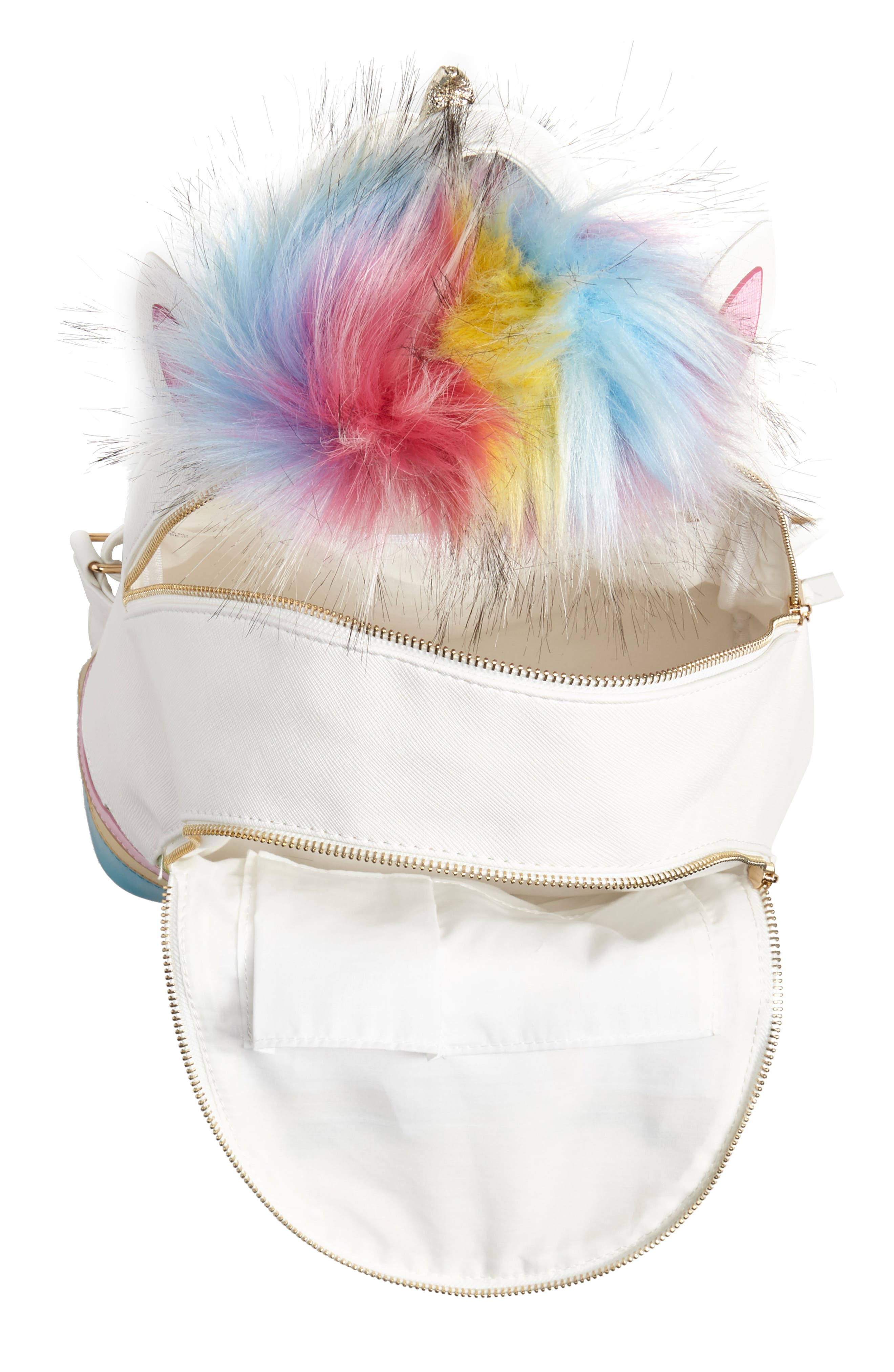 ,                             Caticorn Backpack,                             Alternate thumbnail 3, color,                             100