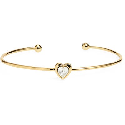 Ted Baker London Hasina Crystal Heart Bangle
