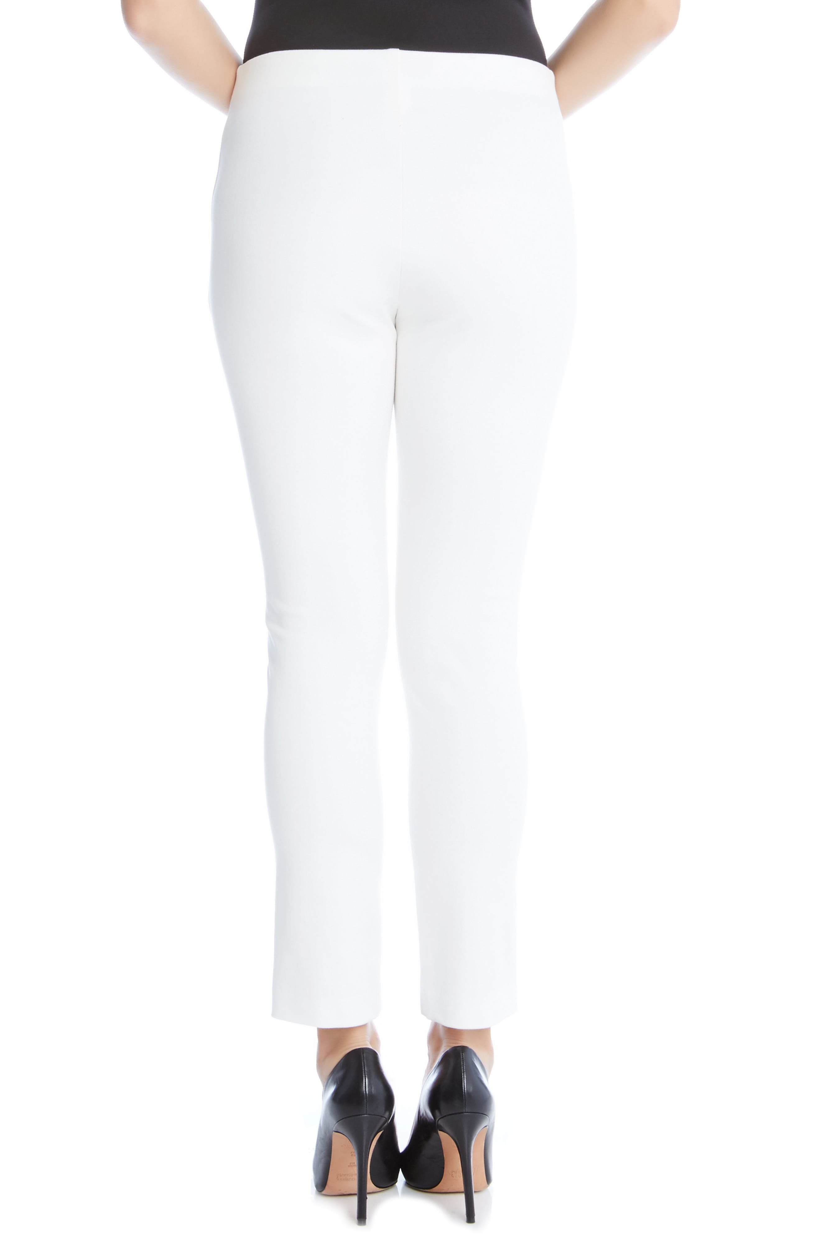 ,                             Piper Skinny Ankle Pants,                             Alternate thumbnail 2, color,                             WHITE