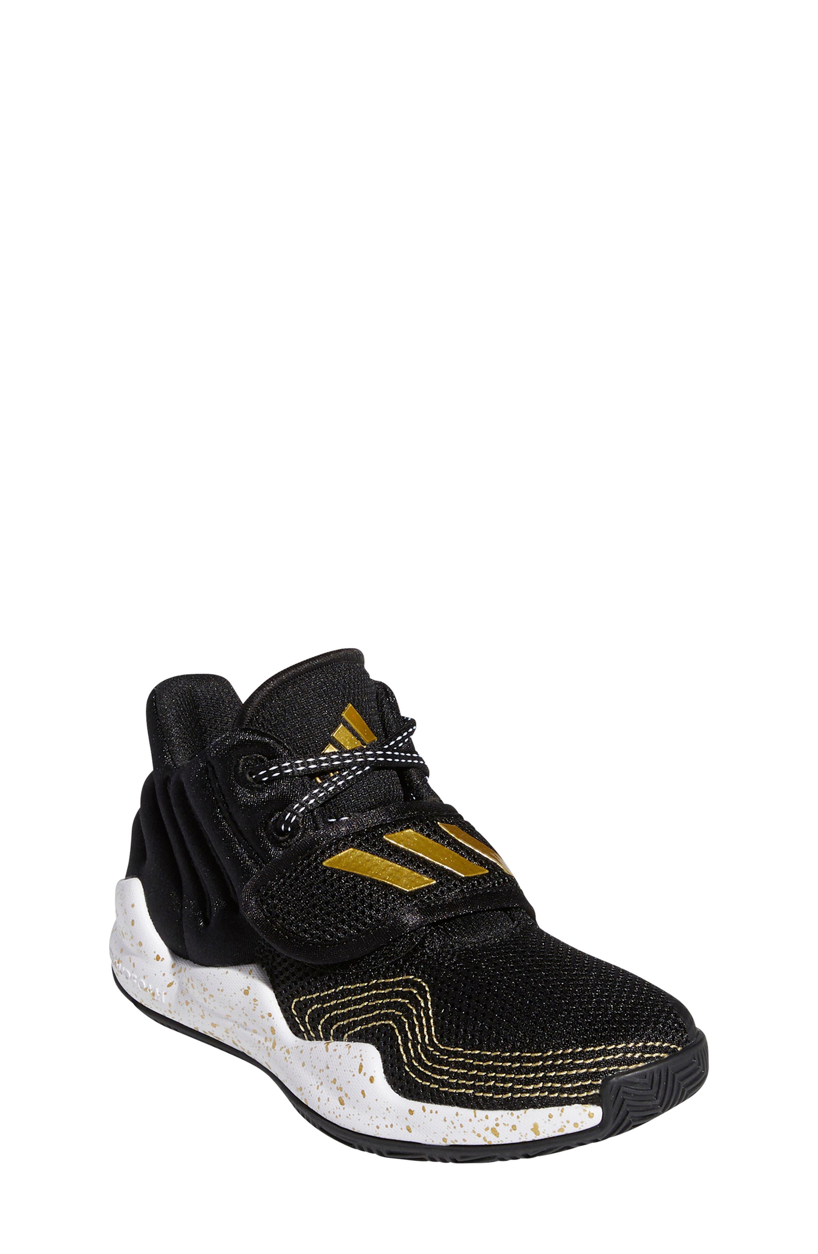 Adidas Deep Threat Basketball Shoe (Toddler & Little Kid)   Nordstrom