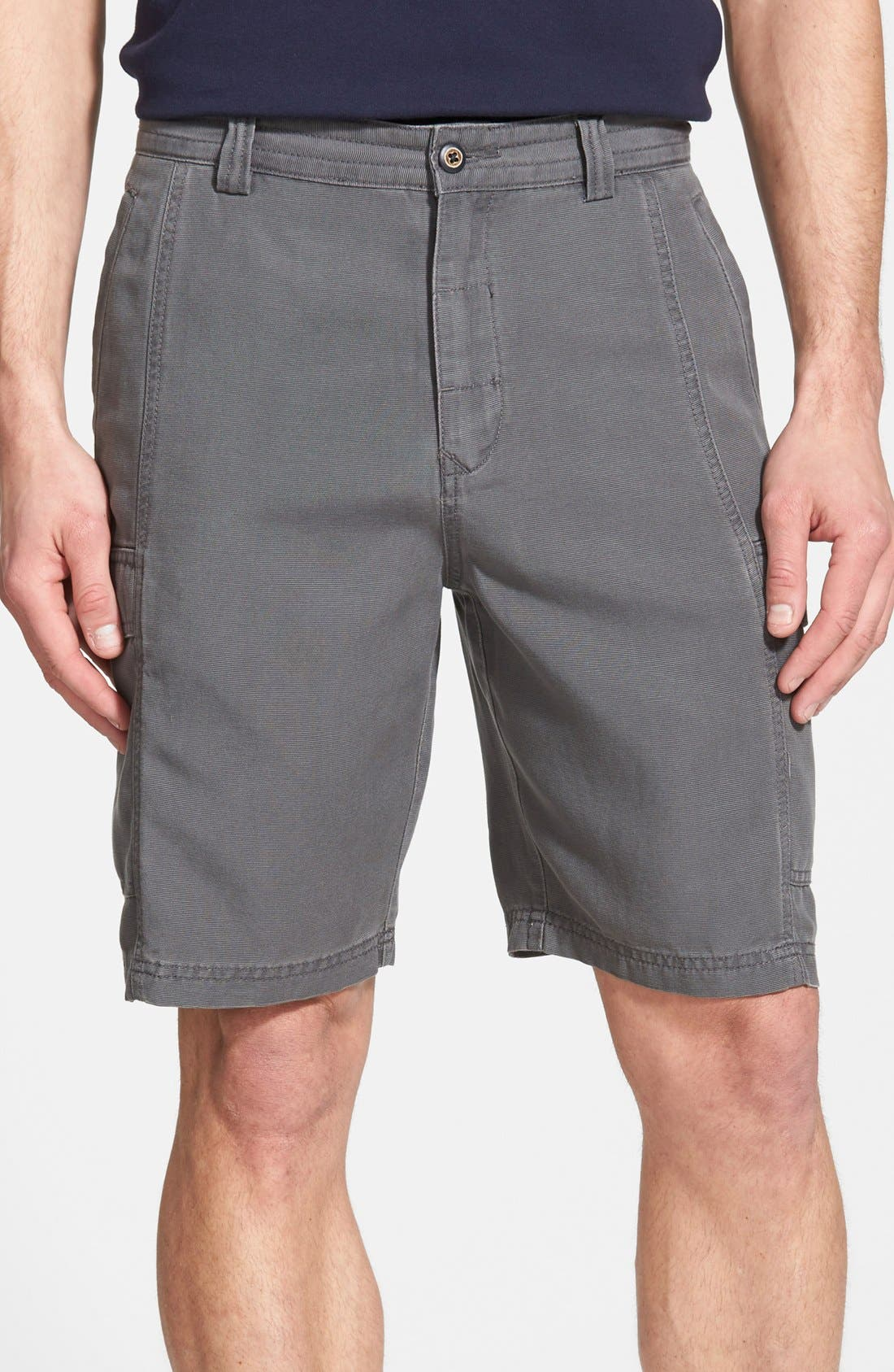 ,                             'Key Grip' Relaxed Fit Cargo Shorts,                             Main thumbnail 4, color,                             051