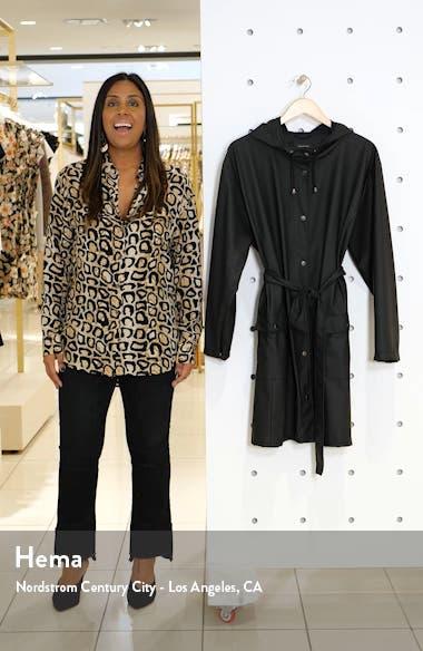 Coated Hooded Rain Jacket, sales video thumbnail