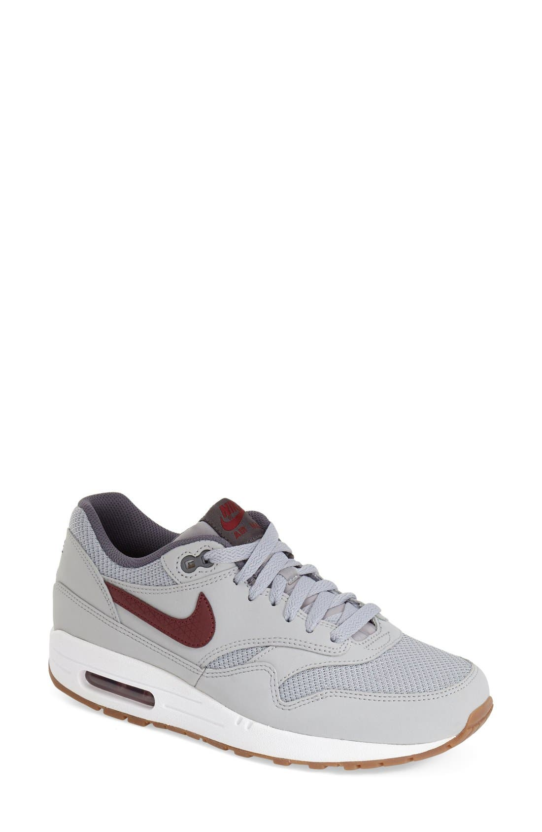 ,                             'Air Max 1 Essential' Sneaker,                             Main thumbnail 37, color,                             027
