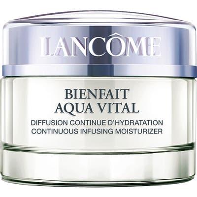 Lancome Bienfait Aqua Vital Continuous Infusing Moisturizer Cream