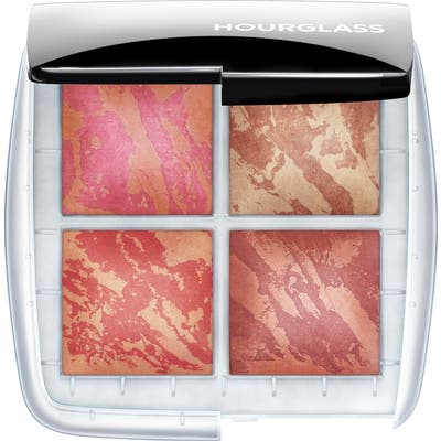 Hourglass Ambient Lighting Blush Quad - No Color