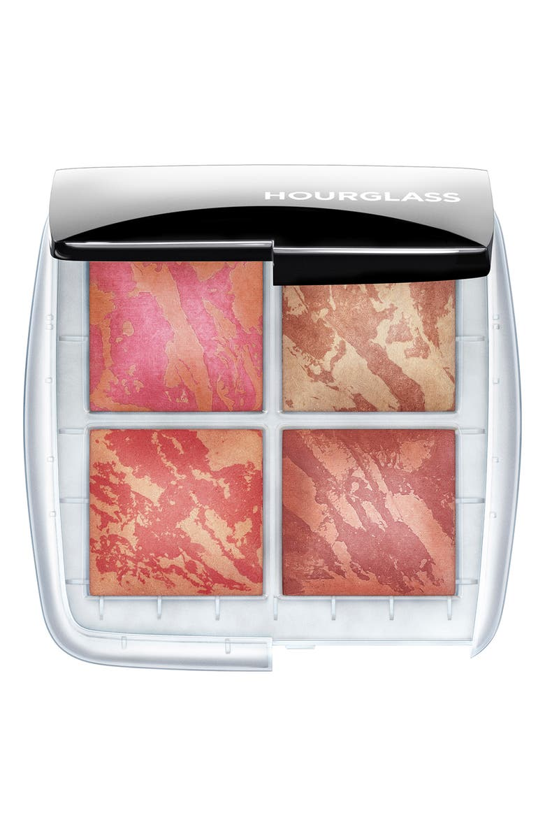 HOURGLASS Ambient<sup>®</sup> Lighting Blush Quad, Main, color, NO COLOR