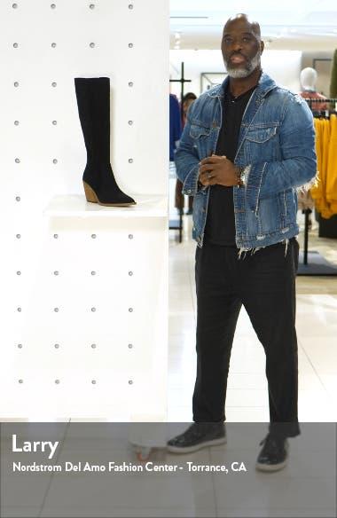 Gravana Knee High Boot, sales video thumbnail
