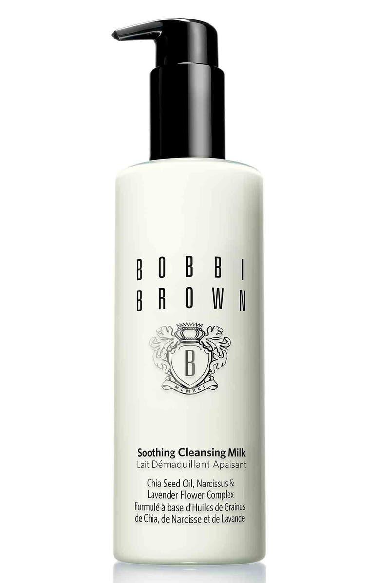 BOBBI BROWN Soothing Cleansing Milk, Main, color, 000