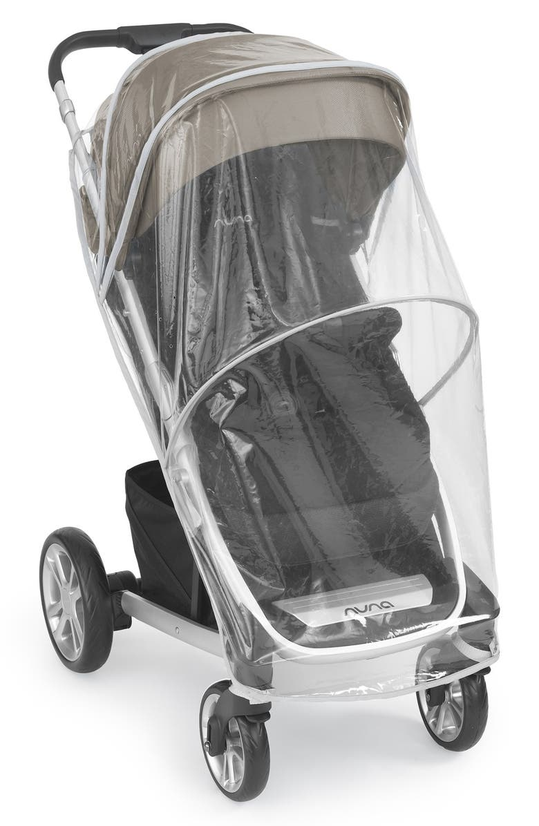 NUNA 'TAVO<sup>™</sup>' Rain Cover, Main, color, TRANSPARENT