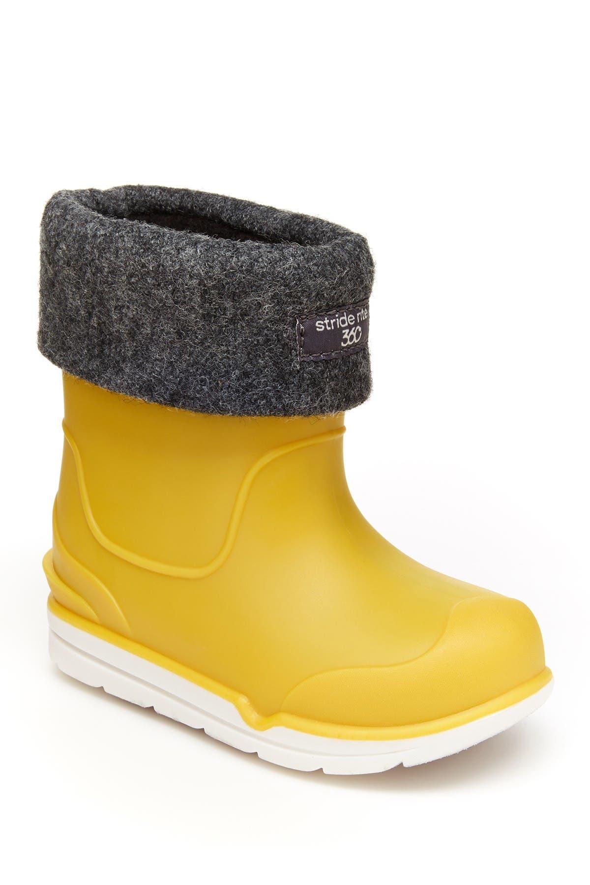 Image of Stride Rite Bellamy Faux Fur Boot