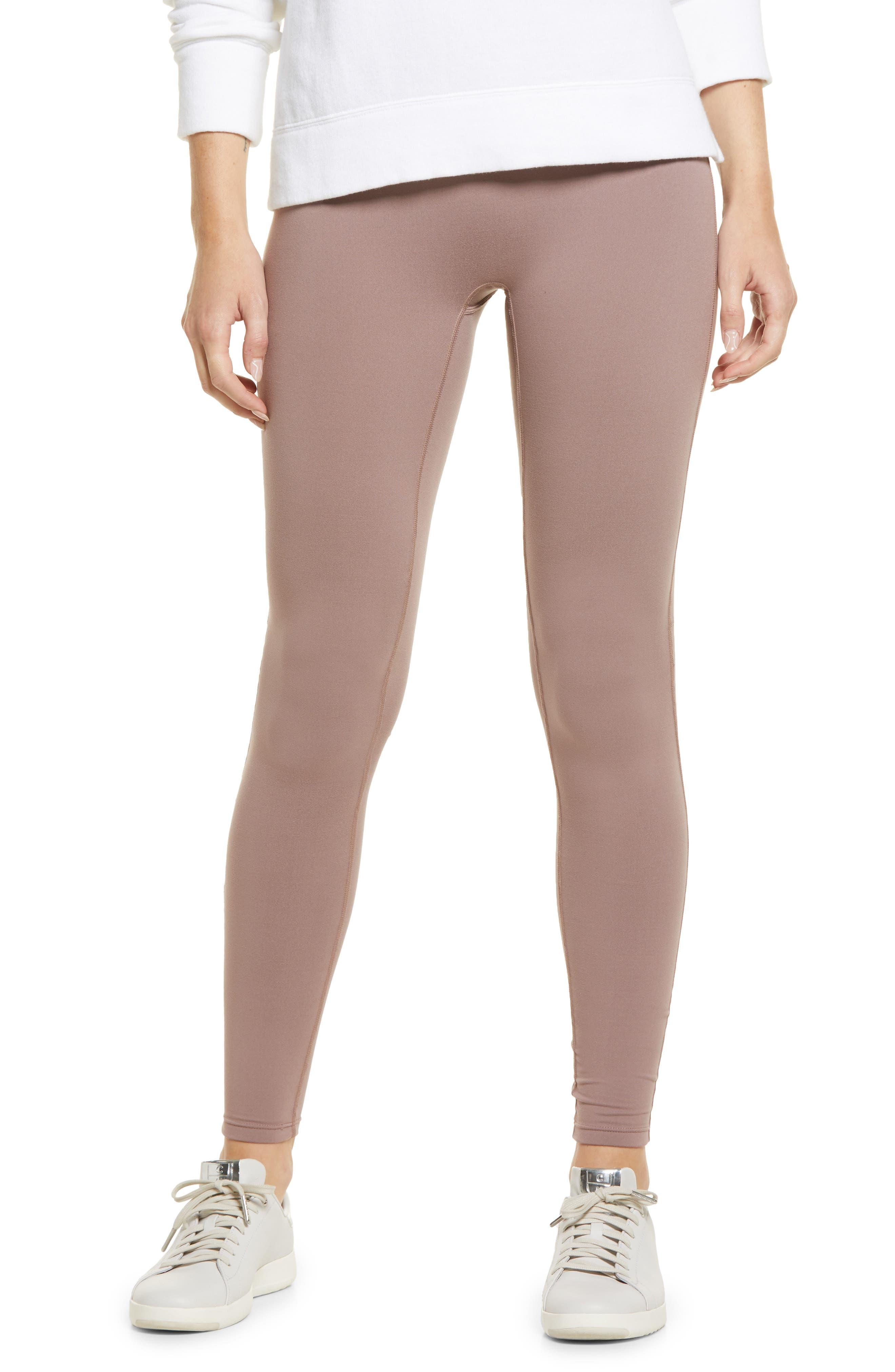Velvety Soft High Waist Leggings