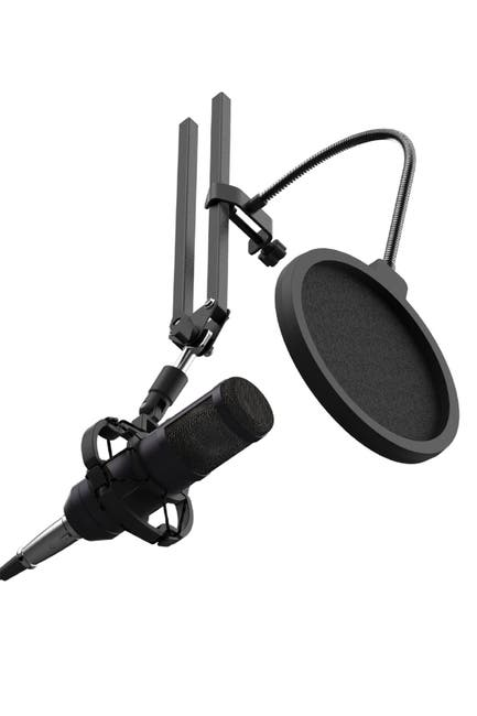 Image of Tzumi On Air Pro Shield Microphone Pop Filter