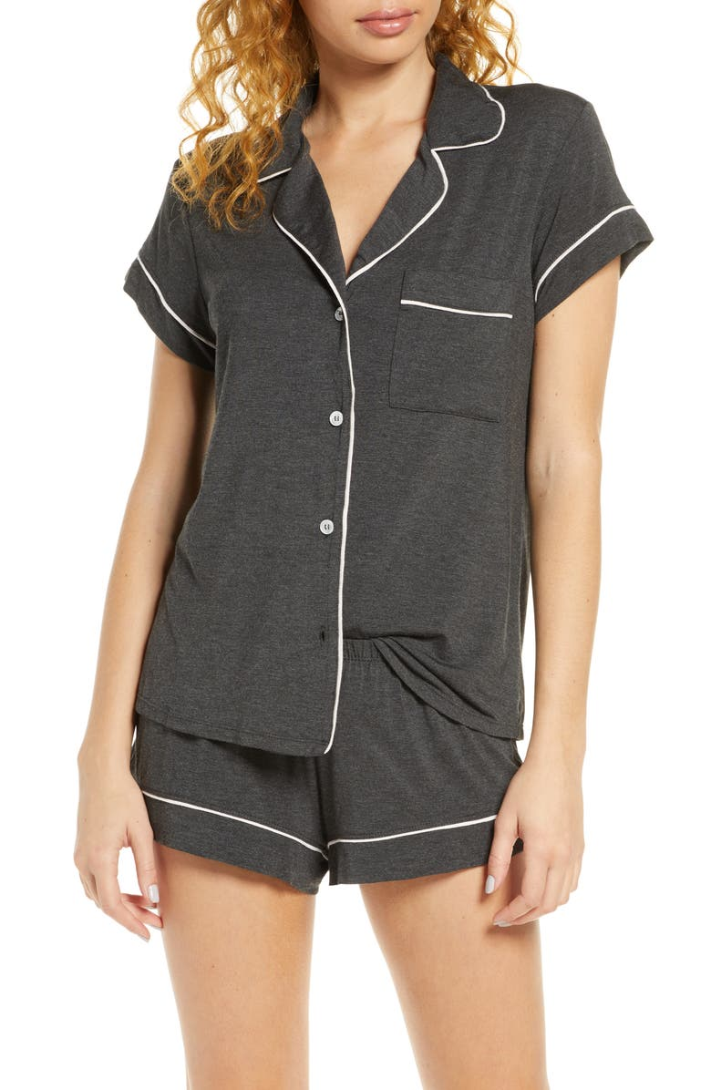 EBERJEY 'Gisele' Shorty Pajamas, Main, color, CHARCH/ SOR