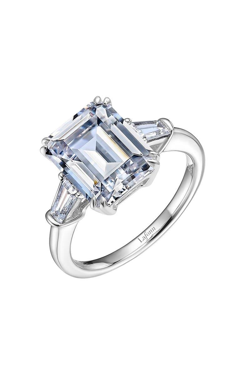 LAFONN 'Lassaire' Three Stone Ring, Main, color, 040