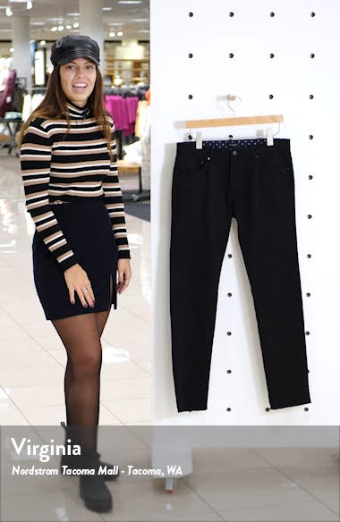 Straight Fit Black Jeans, sales video thumbnail