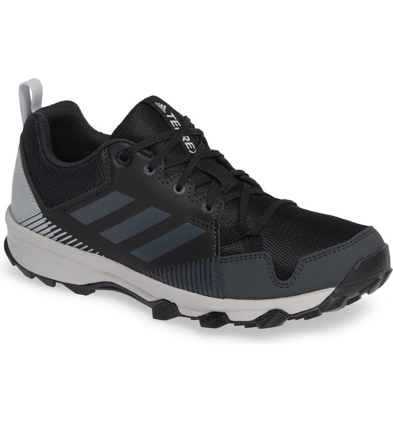 ADIDAS Terrex Tracerocker Trail Running Shoe, Main, color, 001