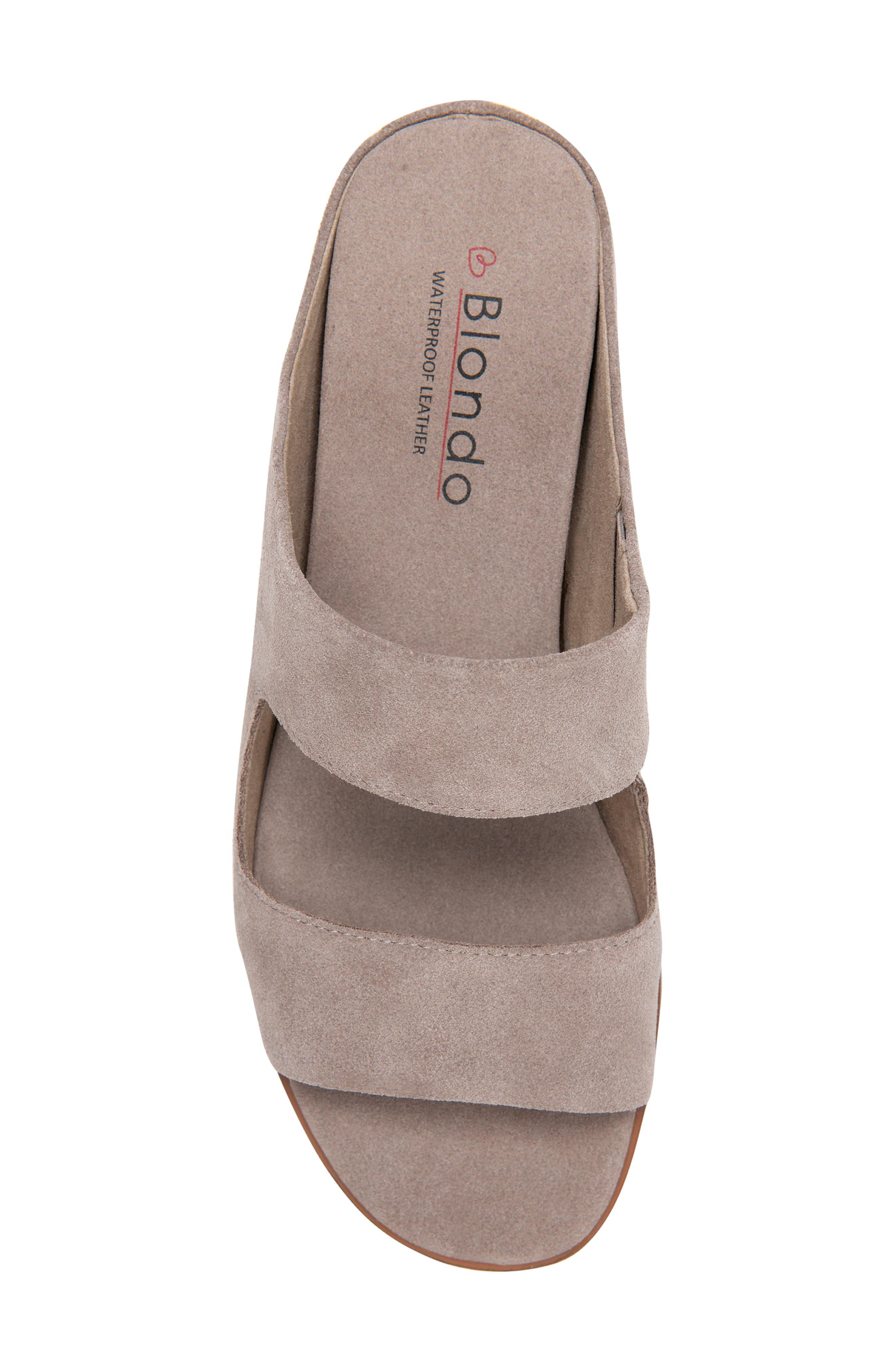 Blondo | Sage Waterproof Slide Sandal