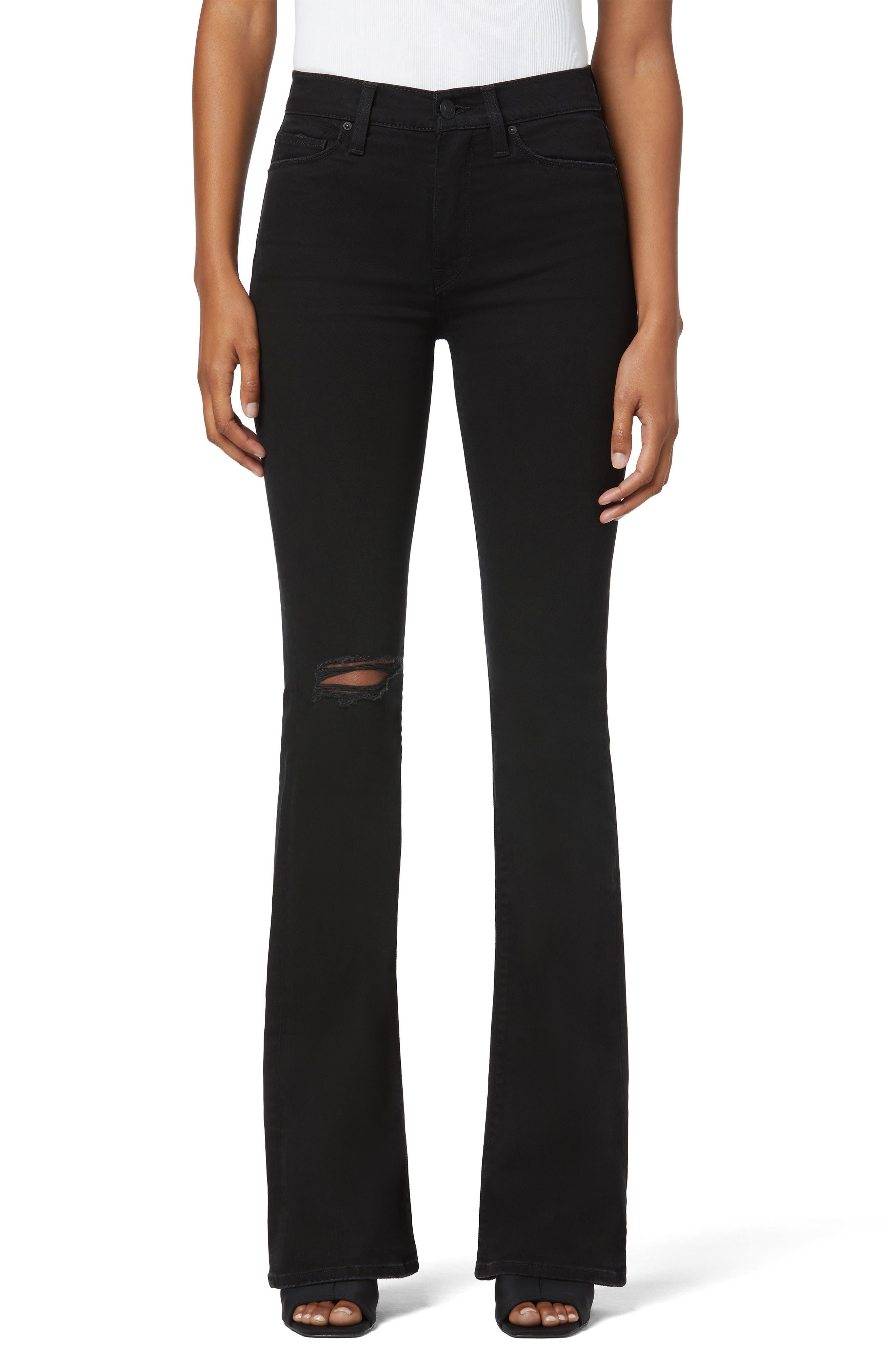 Barbara High Waist Bootcut Jeans