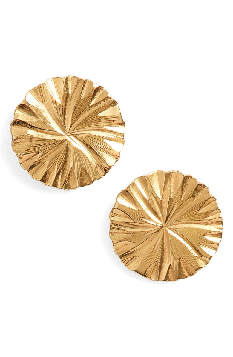 BRACHA Sunny Stud Earrings, Main, color, 710