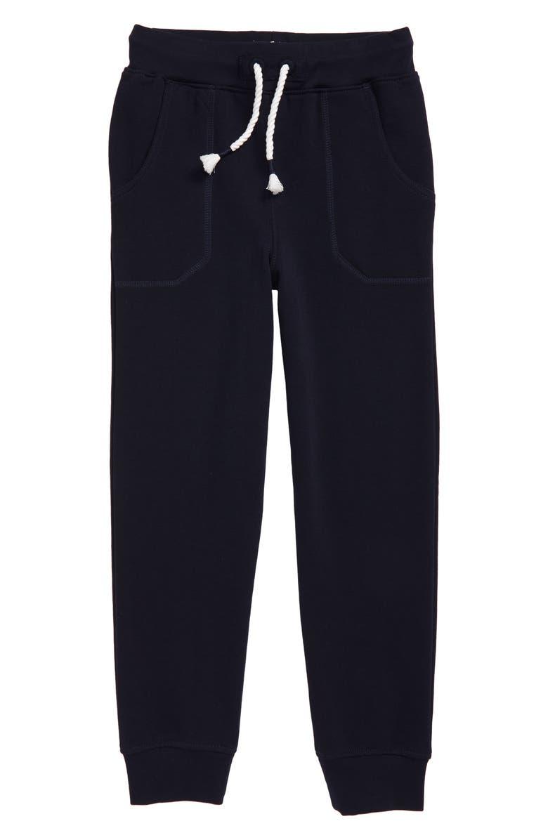 HATLEY Slim Fit Jogger Pants, Main, color, BLUE