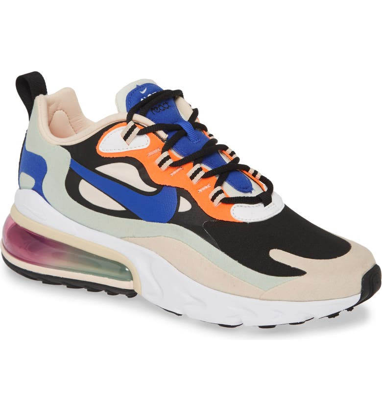 nike air max 270 junior white and orange