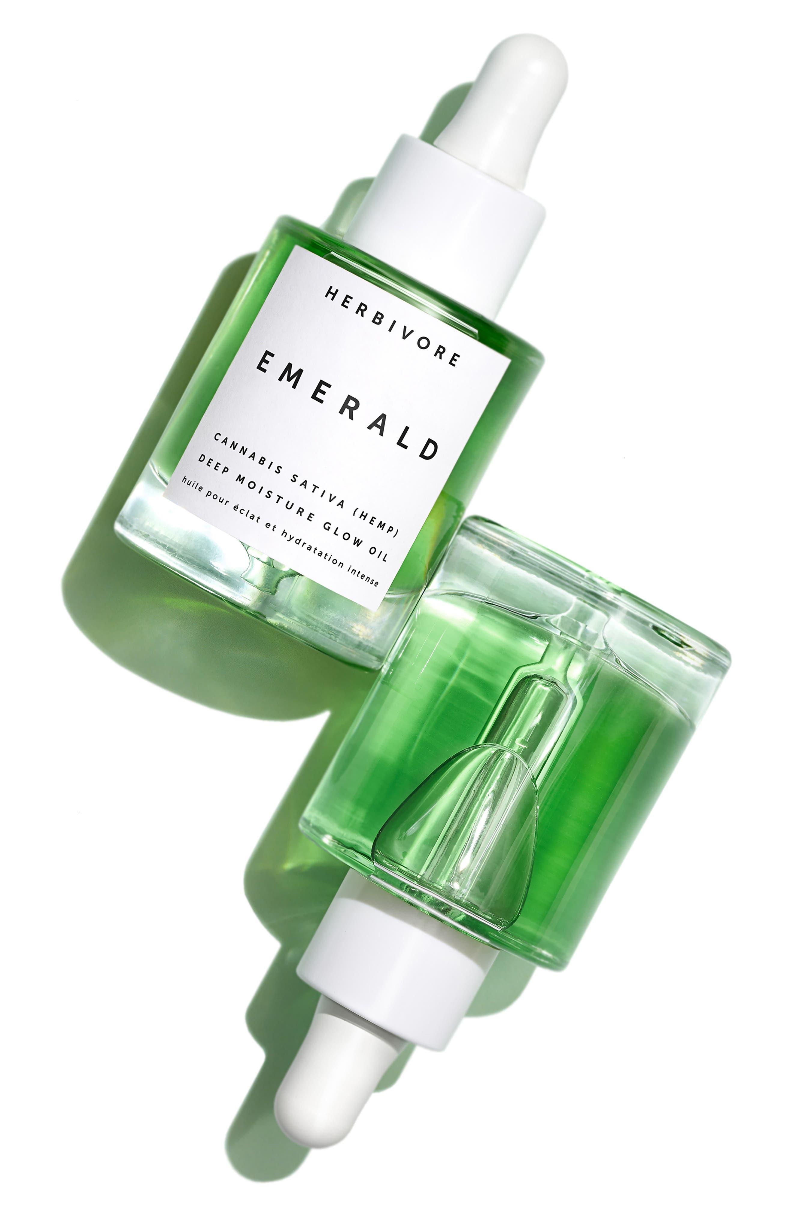 ,                             Emerald Deep Moisture Glow Oil,                             Alternate thumbnail 2, color,                             NO COLOR