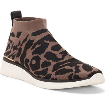 Louise Et Cie Breyson Knit Sneaker- Grey