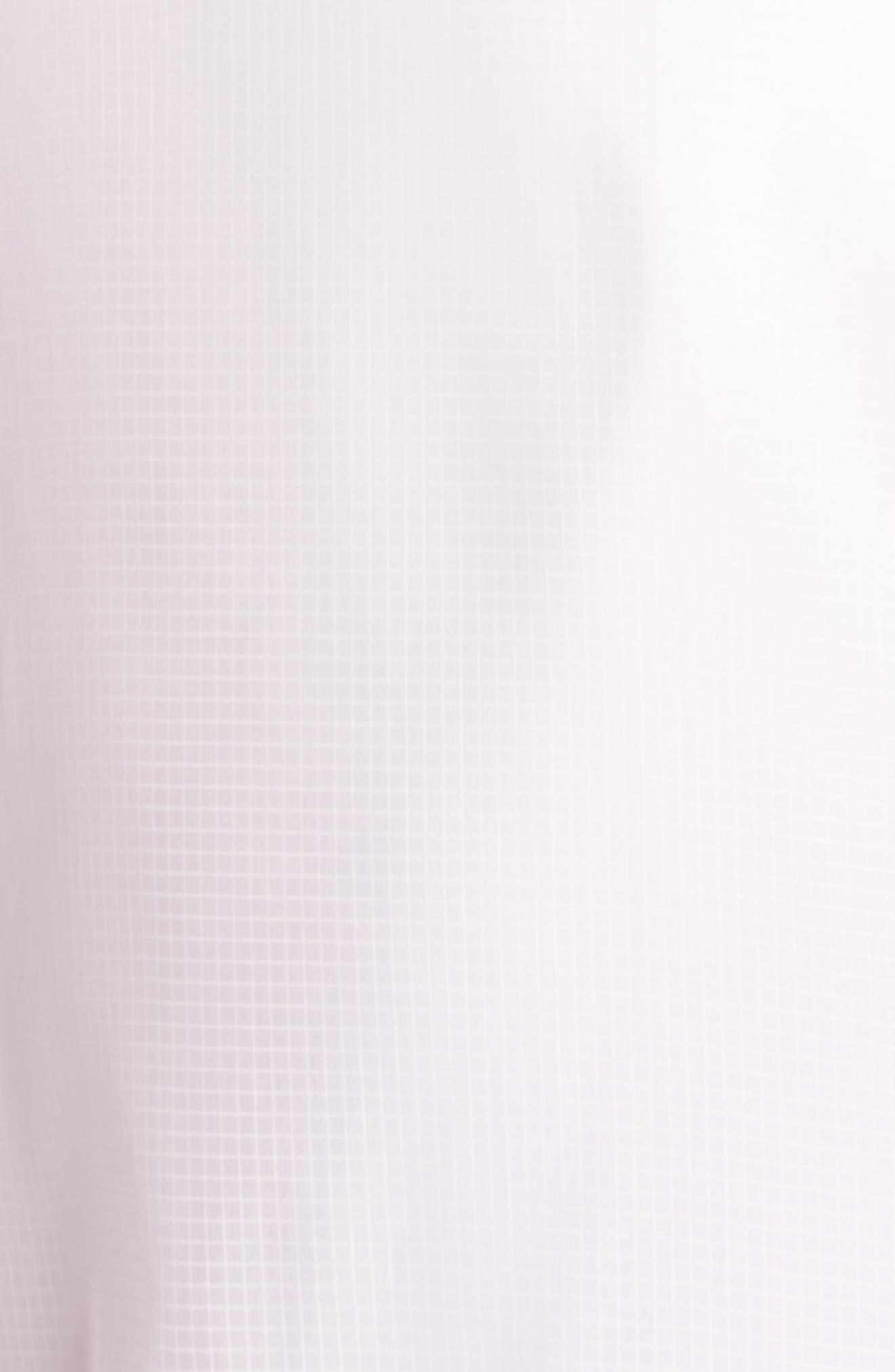 ,                             Sportswear Women's Woven Jacket,                             Alternate thumbnail 6, color,                             PINK FOAM/ BLACK