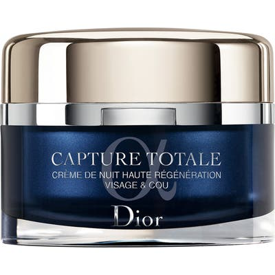 Dior Capture Totale Intensive Restorative Night Creme For Face & Neck