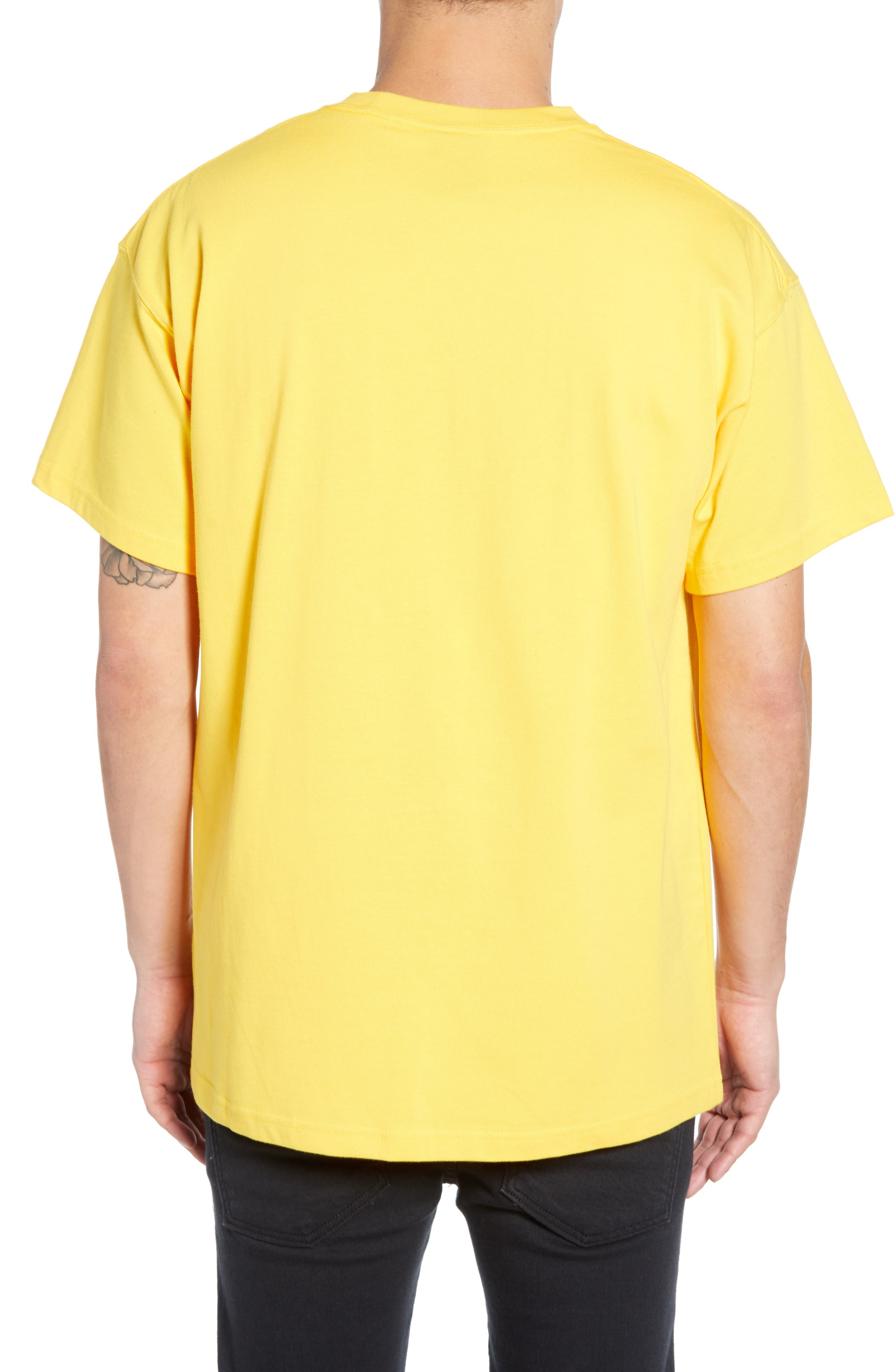 ,                             NRG All Conditions Gear Men's Logo T-Shirt,                             Alternate thumbnail 2, color,                             AMARILLO