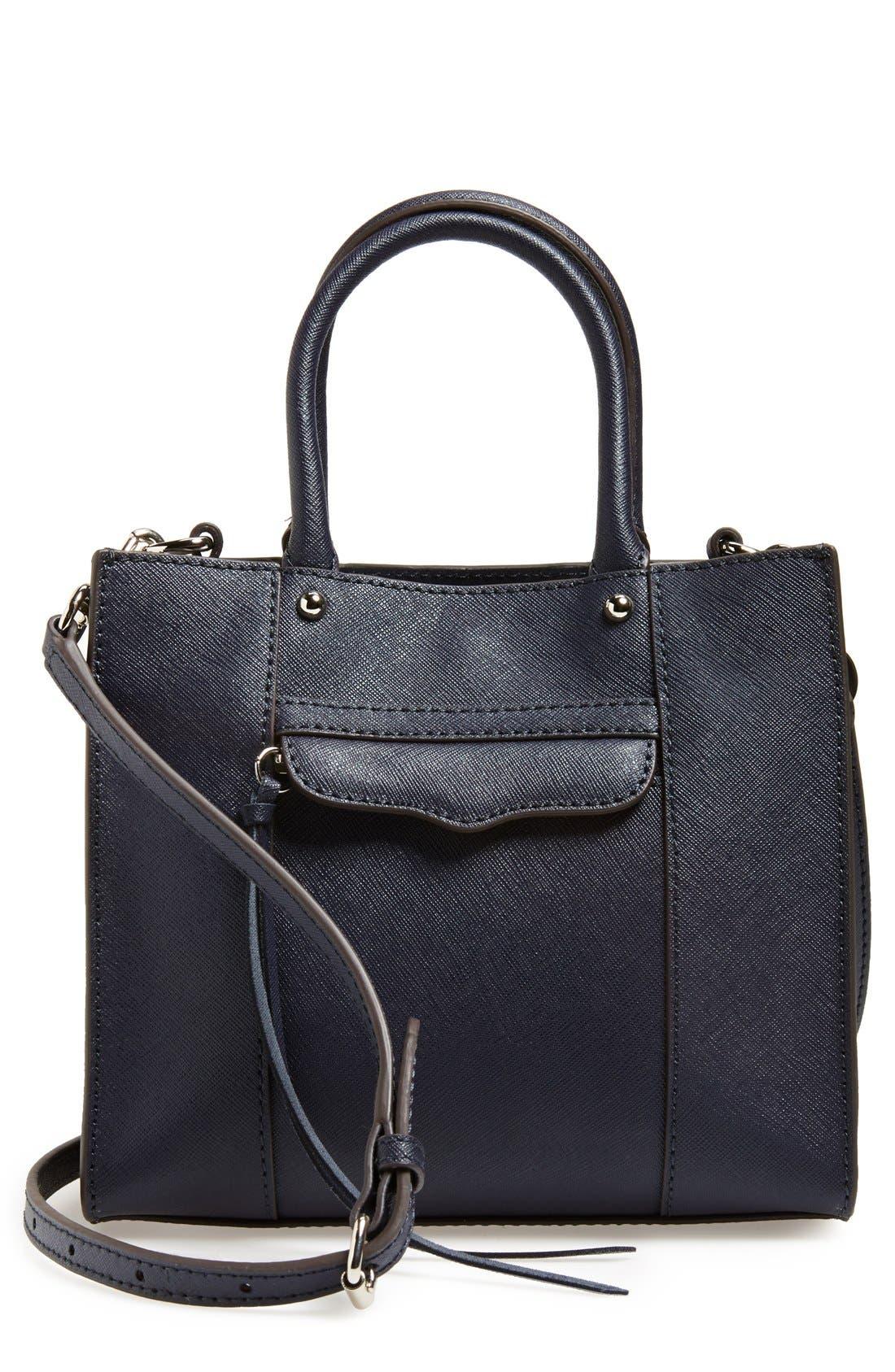 ,                             'Mini MAB Tote' Crossbody Bag,                             Main thumbnail 62, color,                             403