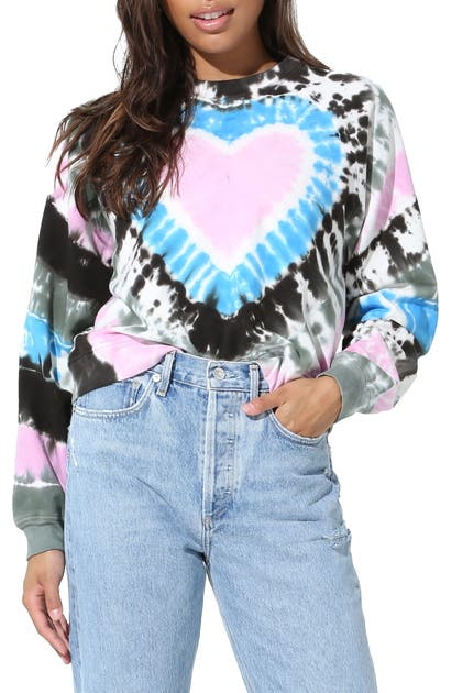 Electric & Rose RONAN TIE DYE SWEATSHIRT