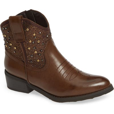 Very Volatile Toulon Western Boot, Brown