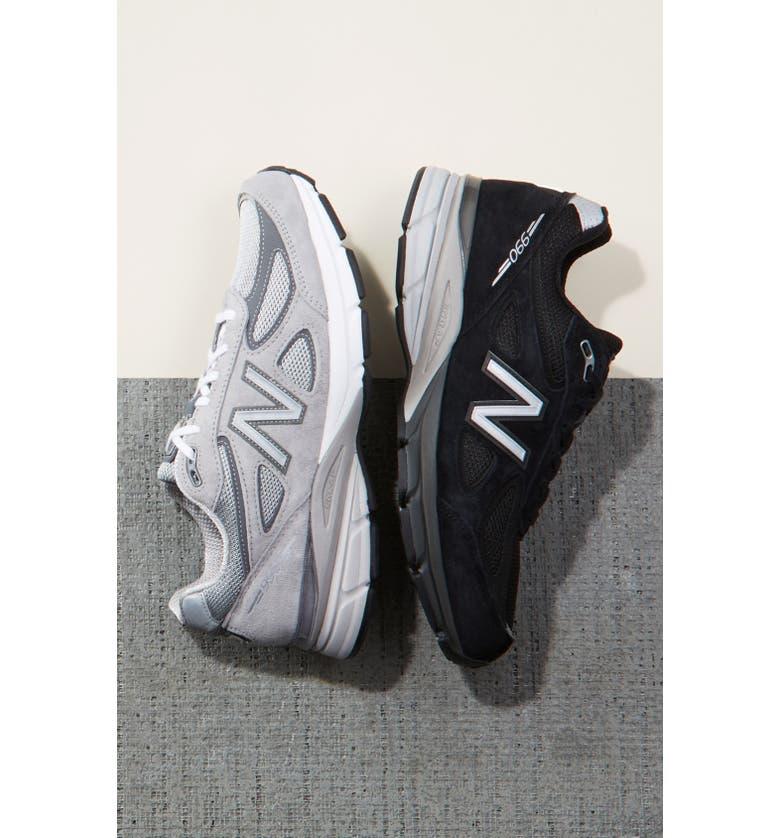cheap for discount a68c1 cdff2 990v4 Premium Running Shoe