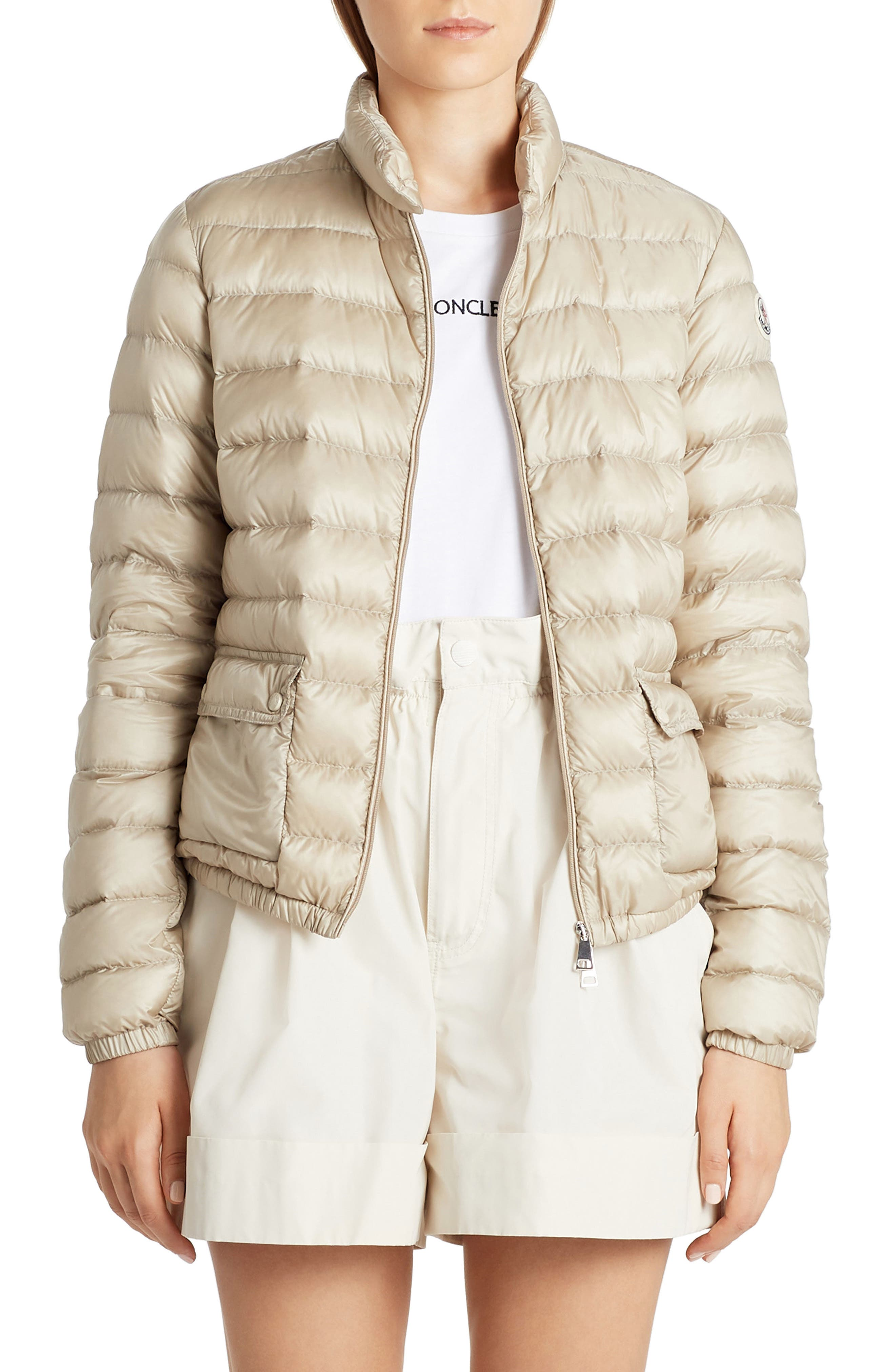 Women's Moncler Lans Down Puffer Jacket