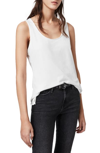 Allsaints Tops EMELYN COTTON TANK