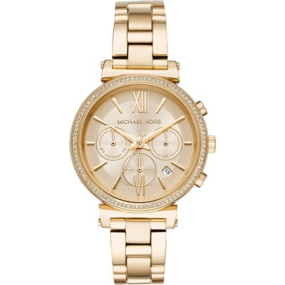 Michael Kors Sofie Chronograph Bracelet Watch,