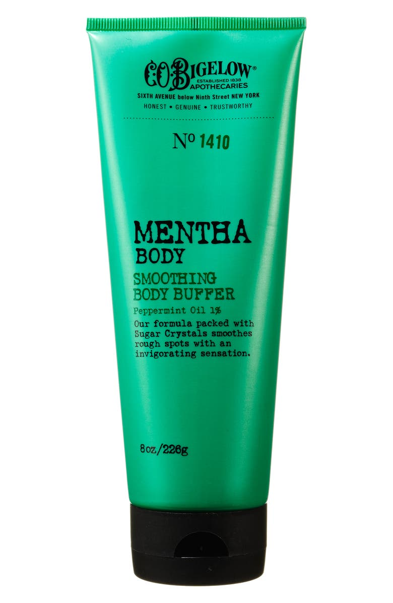 C.O. BIGELOW <sup>®</sup> Mentha Smoothing Body Buffer, Main, color, 000