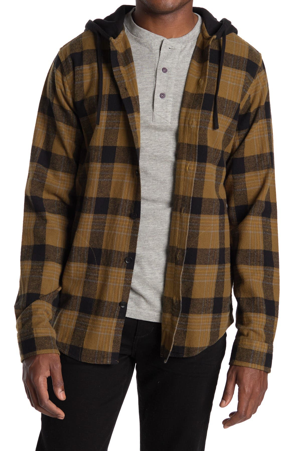 Image of Ezekiel Willow Shirt Jacket
